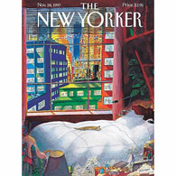 The New Yorker: Cat Nap 1000 Piece Jigsaw Puzzle