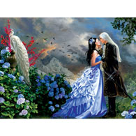 Lovers 1000 Piece Jigsaw Puzzle