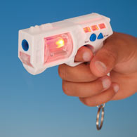 Mini Laser Tag Key Chain Set