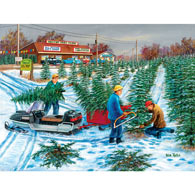 Seasonal Harvest 300 Large Piece Jigsaw Puzzle