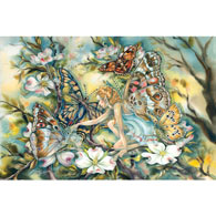 The Gathering 750 Piece Jigsaw Puzzle
