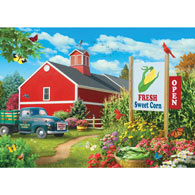 Country Heaven 1000 Piece Jigsaw Puzzle