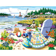 Essence of Summer 300 Large Piece Jigsaw Puzzle