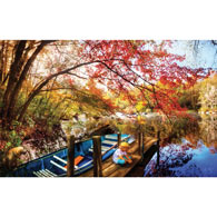 Morning Thoughts 550 Piece Jigsaw Puzzle