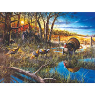 The Challenge 1000 Piece Jigsaw Puzzle
