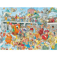 Sands of Time 1000 Piece Wasgij Jigsaw Puzzle