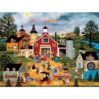 Dancing Up a Storm 550 Piece Jigsaw Puzzle