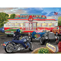 Good Times 300 Large Piece Jigsaw Puzzle