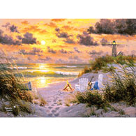 Golden Tide 1000 Piece Jigsaw Puzzle