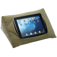 Tablet Pillow - Gray
