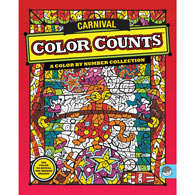 Carnival - Color by Number Books