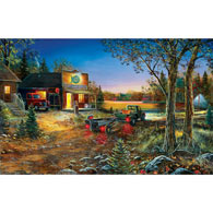Sportsman's Outlet 1000 Piece Jigsaw Puzzle