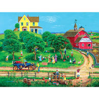Apple Time 500 Piece Jigsaw Puzzle