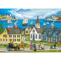 The Captain's Gift 1000 Piece Jigsaw Puzzle