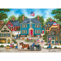 Raising the Flag 1000 Piece Jigsaw Puzzle