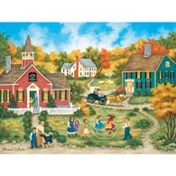 After School Activities 300 Large Piece Jigsaw Puzzle