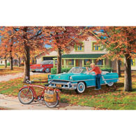 A Young Man's Dream 300 Large Piece Jigsaw Puzzle
