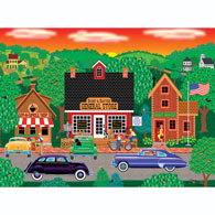 Morning in Maple Meadow 1000 Piece Jigsaw Puzzle