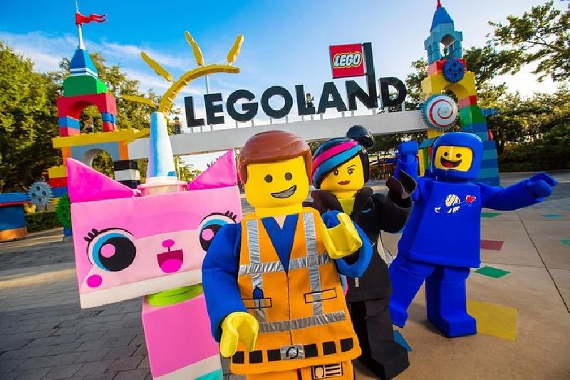 Legoland - 2 días de pase