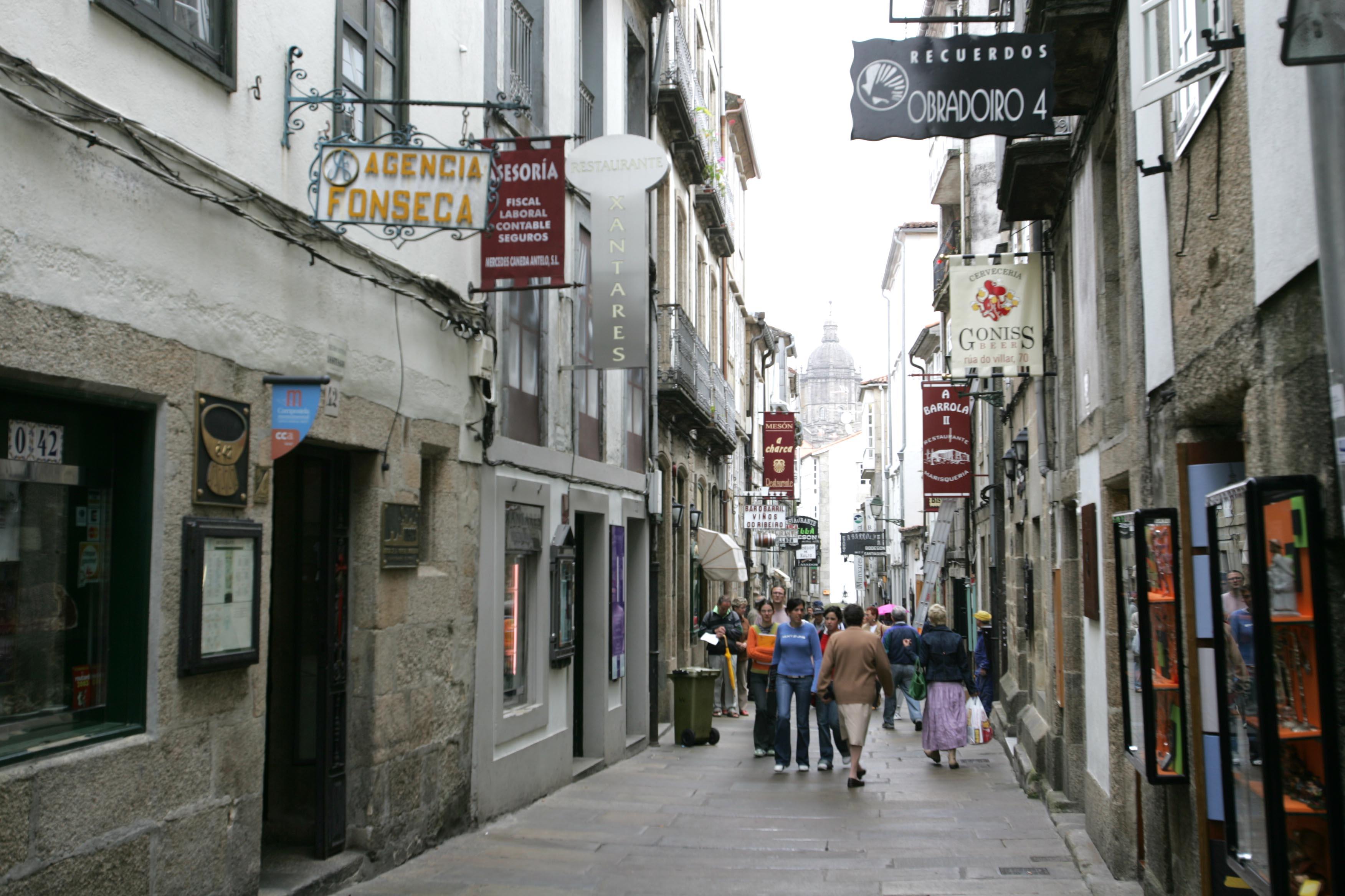 2021: Camino de Santiago Frances desde O Cebreiro