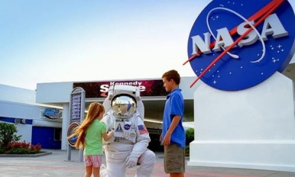 Kennedy Space Center - Astronaut Training Experience