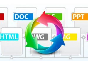 Convierte archivos multimedia online de un formato a otro