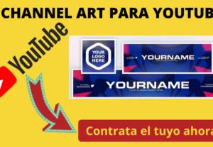 Arte para Canal de Youtube