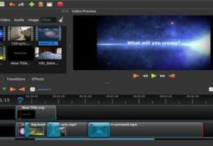 Edición profesional de vídeos