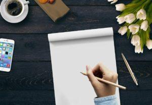 Crearé el contenido para tu blog