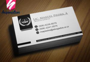 Diseñaré tus tarjetas de presentación