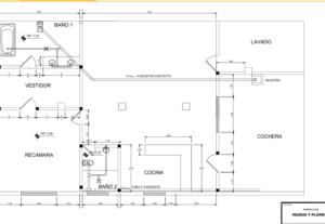 Diseño de Planos en AutoCAD
