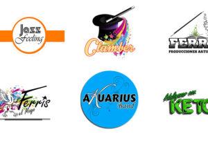 Diseño de logotipos y marca personal y empresarial