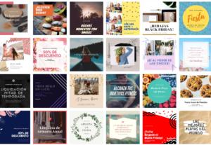 Crearé tu estrategia y diseños de contenido de instagram