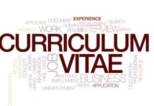 Currículum Vitae (crearé el currículum viate perfecto para ti)