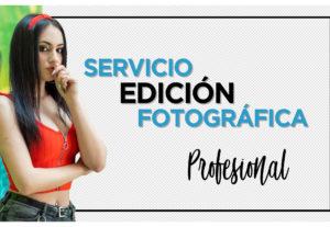 Edición y retoque fotográfico profesional