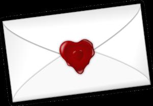 Redacto tu carta de amor, perdón, conquista  o halago a esa persona especial.