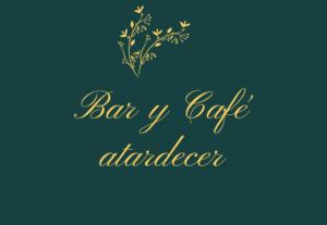 Logo café bar