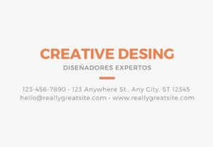 Crearé un diseño de tarjetas de presentación para ti o tu negocio
