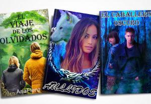 Crearé un diseño de portada para tu libro o libro electrónico