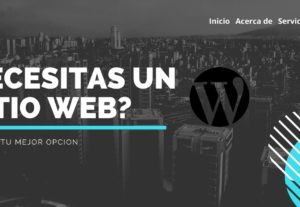 Sitio WordPress