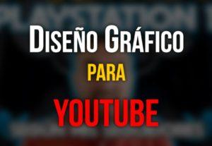 Diseño de Banners y Miniaturas para tu canal de Youtube o Redes Sociales!!