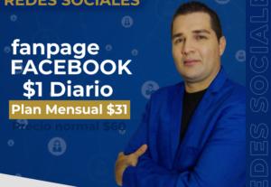 Manejo de Redes Sociales (fanpage facebook)