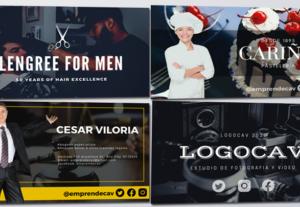 Tarjetas de presentación personalizadas (business card)
