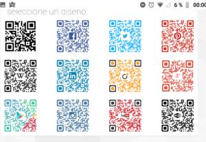 Códigos QR únicos! Personalizados y de diseñado a tu gusto