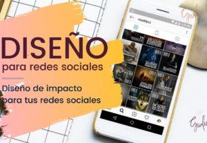 Te diseño tus publicaciones de redes sociales para un feed de impacto