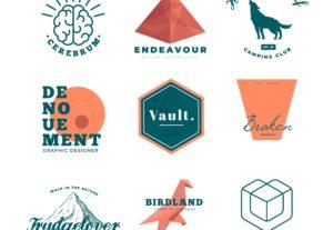 Creación de logos y nombres