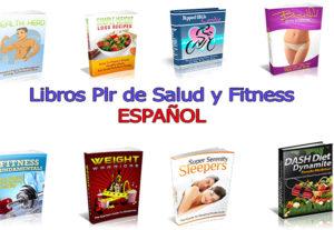 Te dare mas de 100 Libros PLR de Salud y Fitness