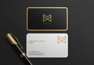 Business card / Tarjeta de presentación.