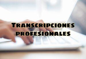 Transcribo subtítulos en español profesionalmente