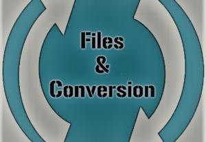 ¡Convierte YA cualquier tipo de archivo en otro!